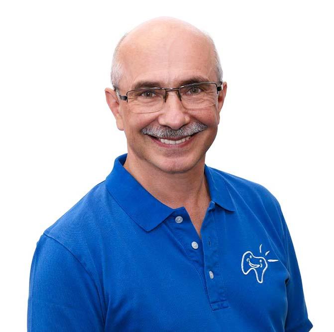 Zahnarzt Schwarzach - Portrait von Dr. Kremer